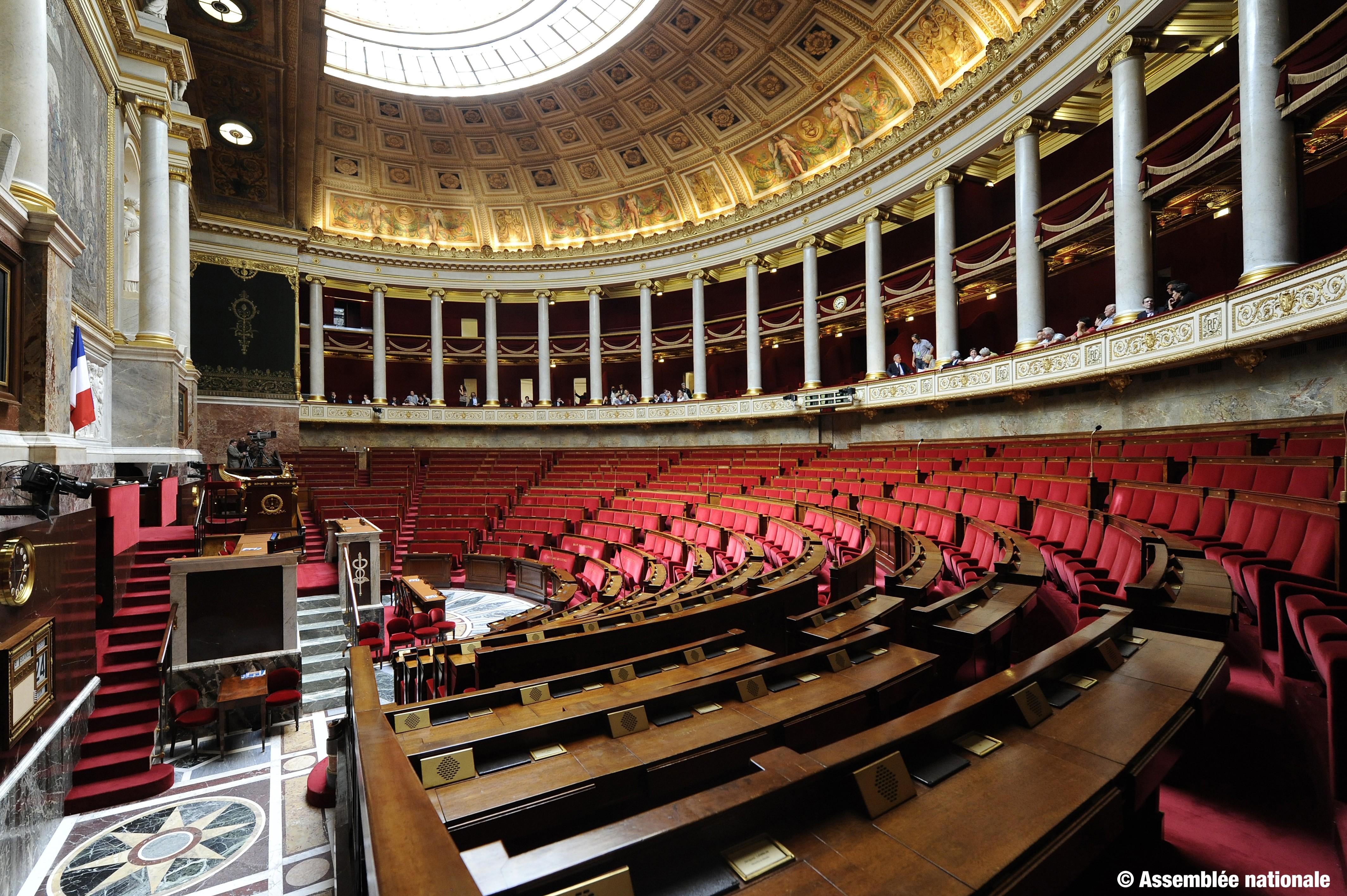 L'adoption d'une loi en France Agissez pour vos droits